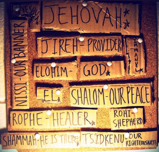 names-of-God