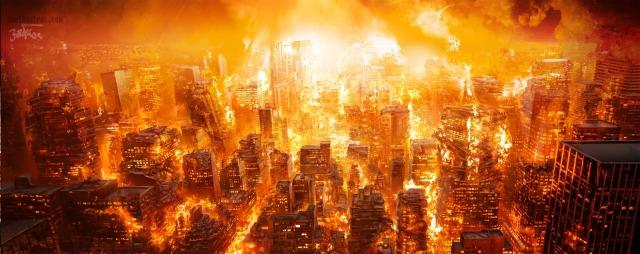 1600x637_5384_Weird_Al_cover_2d_landscape_city_apocalypse_fire_picture_image_digital_art