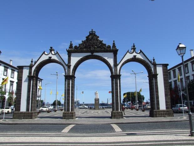 ponta_delgada_-_city_gate